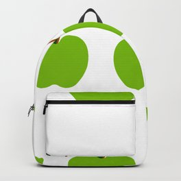 Green Apples Backpack