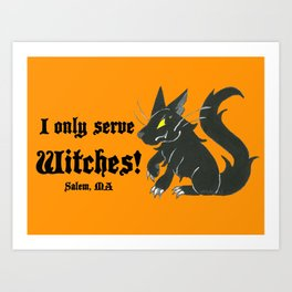 Witchery Art Prints   Society6