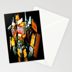 The Golden Optimus Stationery Cards