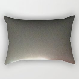 Abstracte Light Art in the Dark 5 Rectangular Pillow