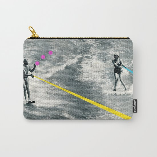Competitive Strategy Carry-All Pouch