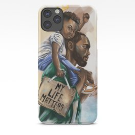 My Life Matters iPhone Case