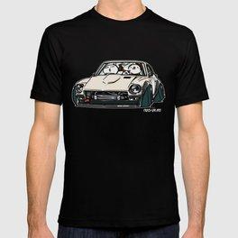 Crazy Car Art 0155 T-shirt