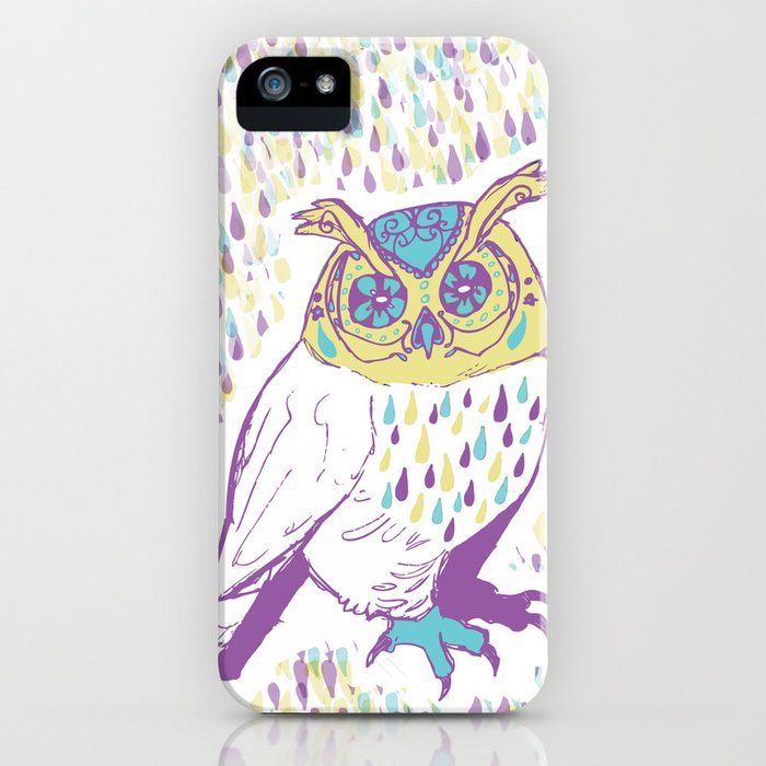The second owl iPhone Case