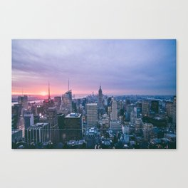 New York 11 Canvas Print