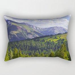 Continental Haze Rectangular Pillow