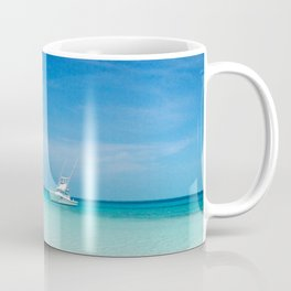 Anchored - Tropical Horizon Series Coffee Mug