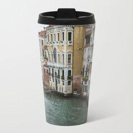 Waterbus on the Canal Grande Travel Mug