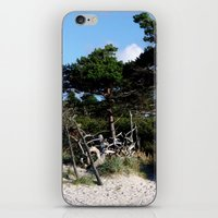 german iPhone & iPod Skins featuring German coast by anru