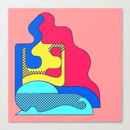 Sigrid Canvas Print