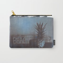 pineapple beach Carry-All Pouch