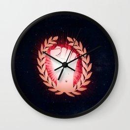 Pacifica Logo Wall Clock