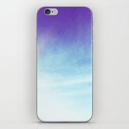Hopeful Skies iPhone Skin