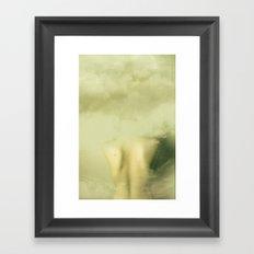 2:46 Framed Art Print