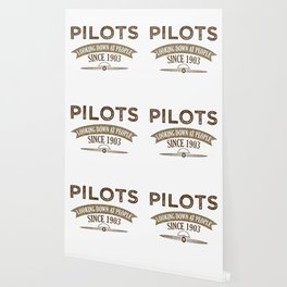 Pilot Proud Aviation Lover Gift Idea Wallpaper
