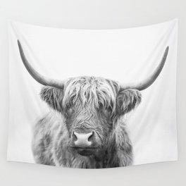 Highland Bull Wall Tapestry