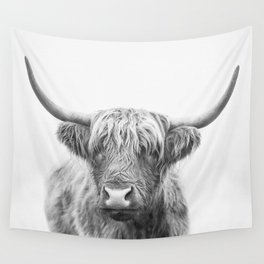 Highland Bull Wall Tapestry