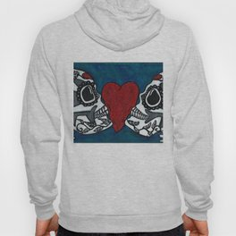 Amo y Besos (Love & Kisses) Hoody