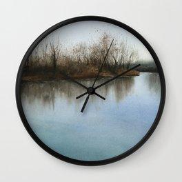 Silent Morning Wall Clock