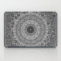 islam iPad Cases featuring Ash Mandala by Mantra Mandala