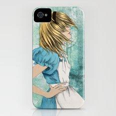 Alice iPhone (4, 4s) Slim Case