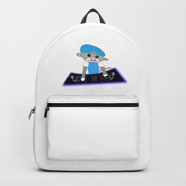 Dj Monkey Backpack