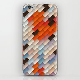 scales & shadows iPhone Skin
