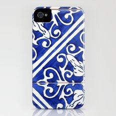 Azulejo #001 Slim Case iPhone (4, 4s)
