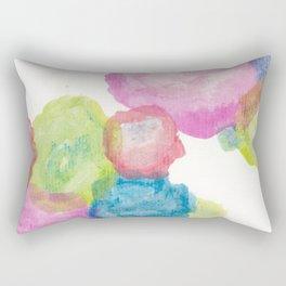 Ezra circles  Rectangular Pillow