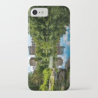 central park iPhone & iPod Cases featuring Central Park by hannes cmarits (hannes61)