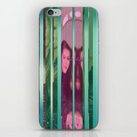 asap rocky iPhone & iPod Skins featuring ASAP Union by Milo Violet