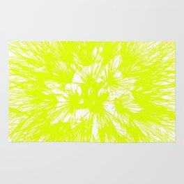 Make A Wish Dandelion Vector In Yellow Rug