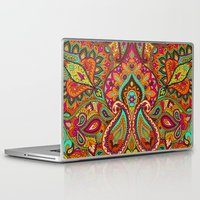 paisley Laptop & iPad Skins featuring Paisley by Aimee St Hill