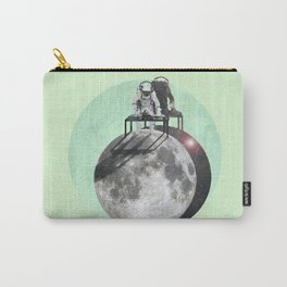 Float the Beat Carry-All Pouch