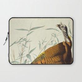 Great American Cock (Wild Turkey) Laptop Sleeve