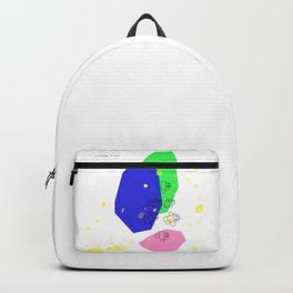 Flying fish Backpack