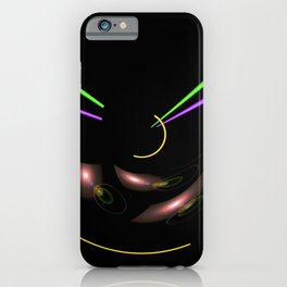 Light and Energy 100 iPhone Case