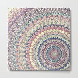 Mandala 502 Metal Print