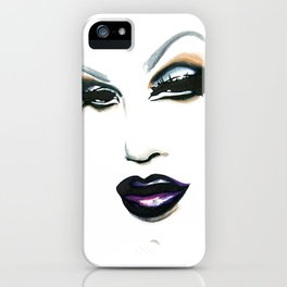 Sharon Needles iPhone Case