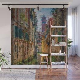Italian Graffiti - Venice Wall Mural