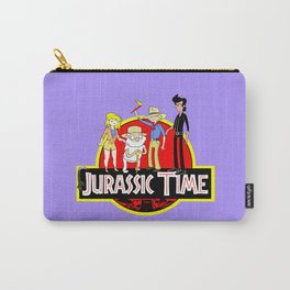 Jurassic Time Carry-All Pouch