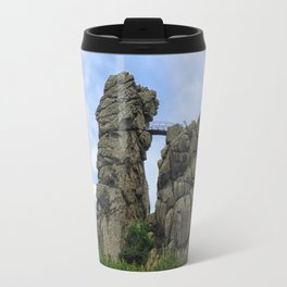 The Externsteine, Teutoburg Forest Travel Mug