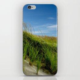 Beach Grass at Copalis Beach  iPhone Skin