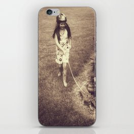 Alice and Dinah iPhone Skin