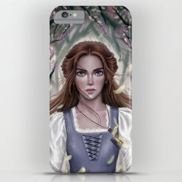 Lili May iPhone Case