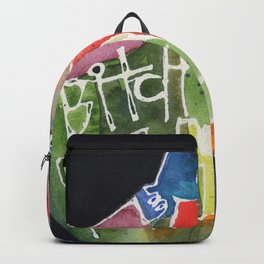 Bitch Please Backpack