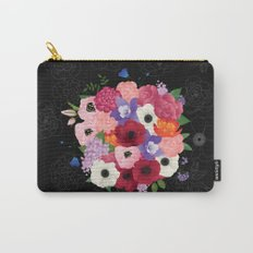 floral topiary Carry-All Pouch