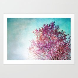 Spring Tree 3 Art Print