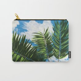 Calm Palms Carry-All Pouch