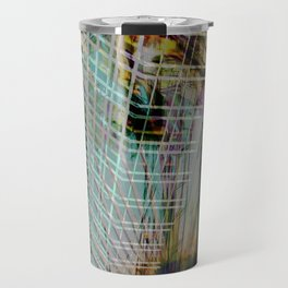 'skyscraper' Travel Mug